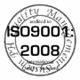 Quality Management System to ISO9001:2008 standard